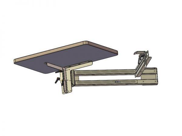 Kit tablette escamotable pour HEOL 2 - 1000481