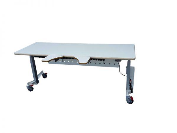 Poste de travail ergonomique reconfigurable