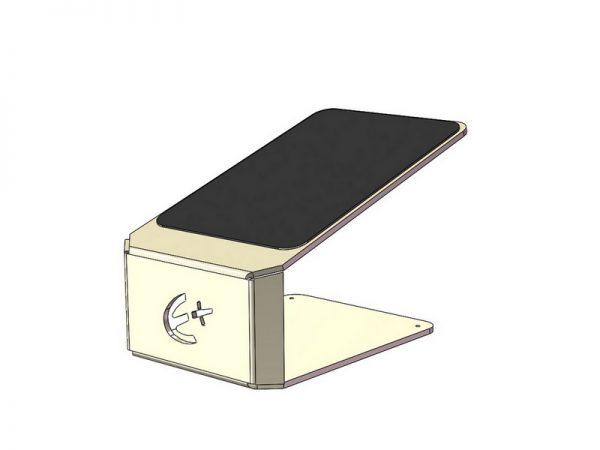 Sur-pédale ergonomique - 1000275