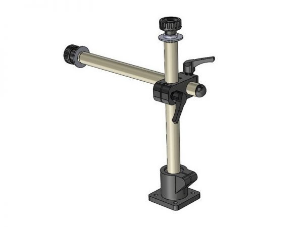 Support bobine horizontal pour support universel - 1000286