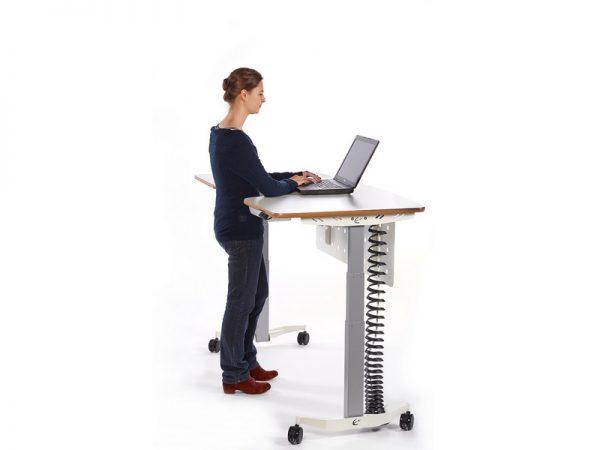Bureau ergonomique motorisé YAC'H